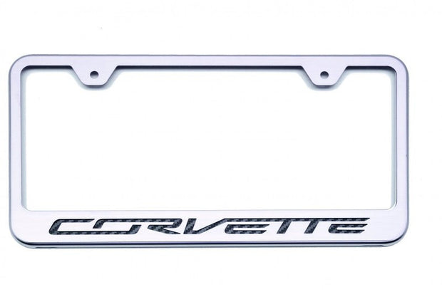 52033 License Plate Frame From American Car Carft