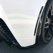 ACS Composite XL mud flap - c7 Corvette