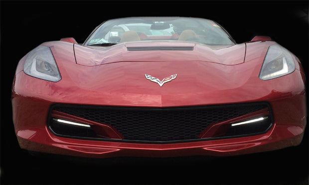 ACS Five1 Front Grill with LEDS for the C7 Corvette