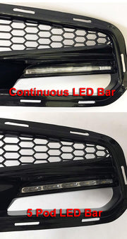 ACS Five1 Front Grille with LEDS