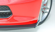 ACS c7 corvette stage-2 splitter deflectors