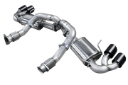 ARH C8 Corvette Stingray exhaust system
