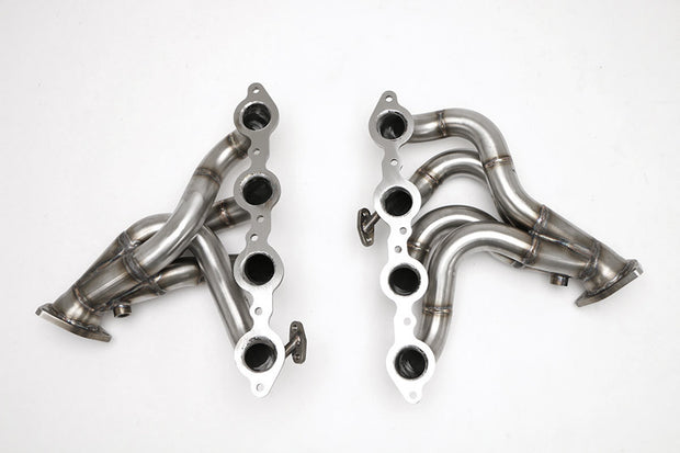 Billy Boat Shorty Headers - C5 Corvette