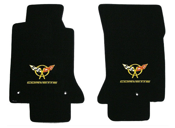 C5 Corvete Lloyd Mats Double Logo Ultimats