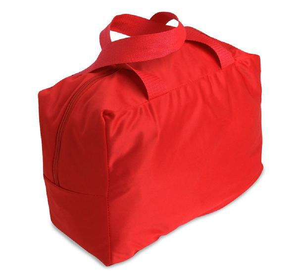 C7 Corvette Red Car Cover Tote Bag