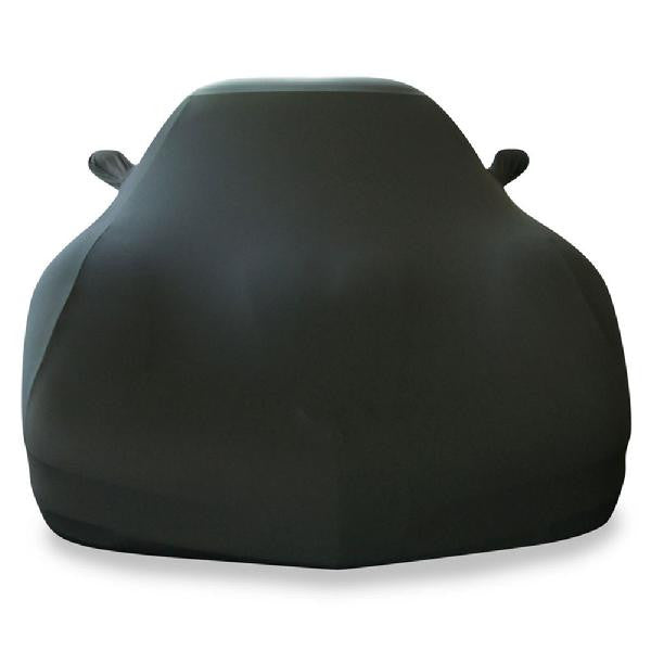 C5 Corvette Black Ultraguard Stretch Satin Car Cover