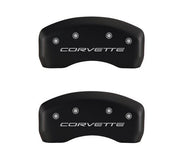 C5 Corvette Caliper Covers