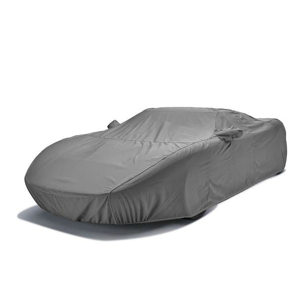 C7 Corvette Stingray Gray Sunbrella Car Cover