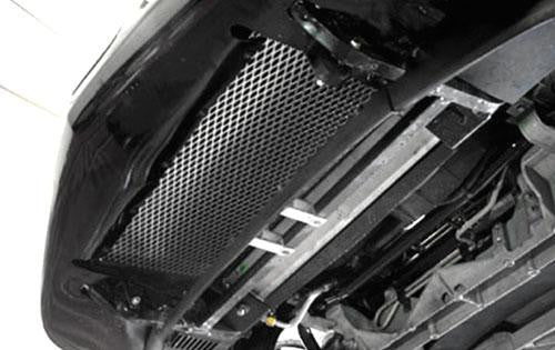 C5 Corvette Radiator Screen