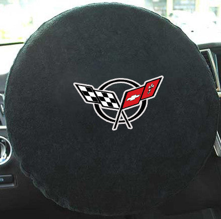 C5 Corvette Steering Wheel Cover Seat Armour