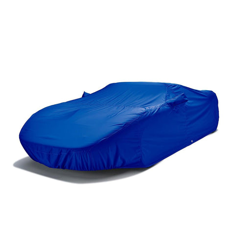 C6 Corvette Weathershield-car-cover bright blue