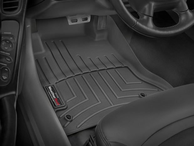 C5 Corvette Weathertech floor mats