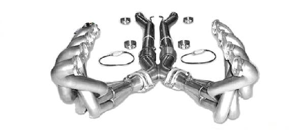 C6 Corvette American Racing Headers 1-7/8
