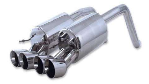 C7 Corvette Billy Boat Bullet Exhaust