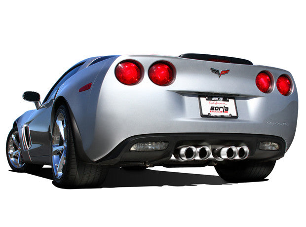 C6 Borla Exhaust Systems