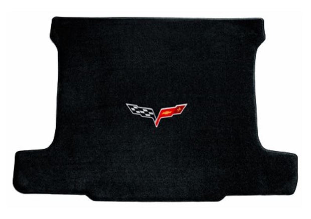 C6 Corvette Cargo Mat Trunk Mat velourtex