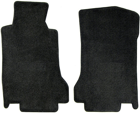 C6 Corvette Velourtex Floor Mats