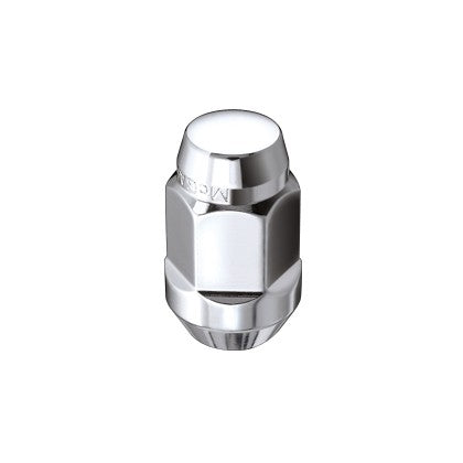 C6 Corvette McGard Lug Nuts - Chrome - Bulge