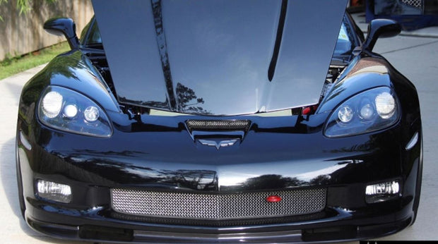 C6 Corvette Racemesh Grilles for the Z06