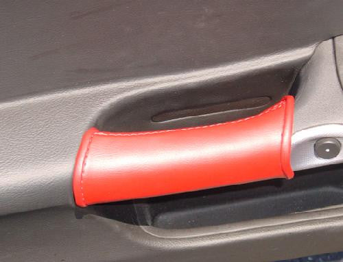 C6 Corvette Speed Lingerie Door Pull Covers