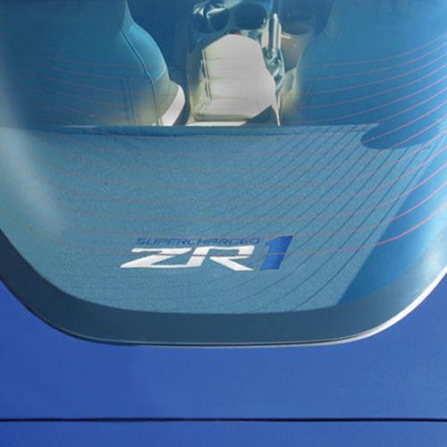 C6 Corvette ZR1 Cargo Shade