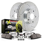 C7 Corvette Powerstop Brake Kit