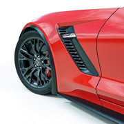 C7 Corvette XL fender extension - spats