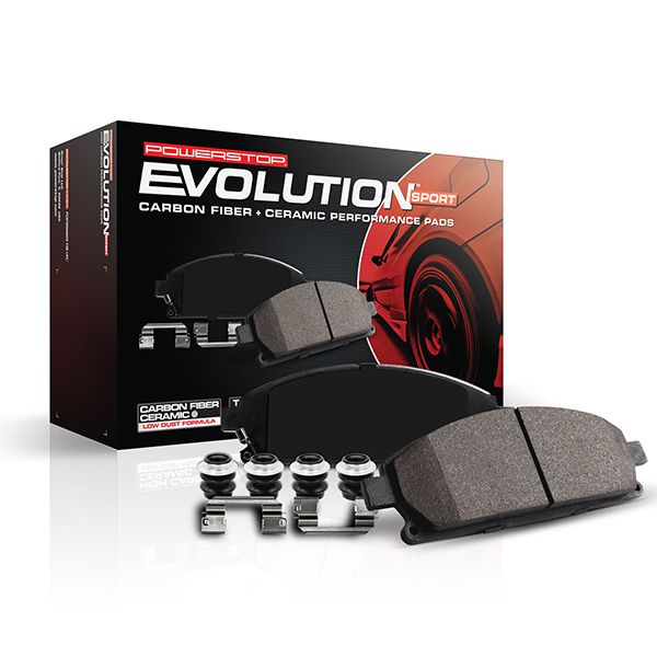 C7 Corvette power stop z23 evolution brake pads