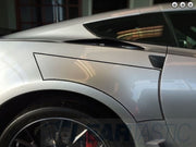 C7 Corvette Cleartastic Fender film