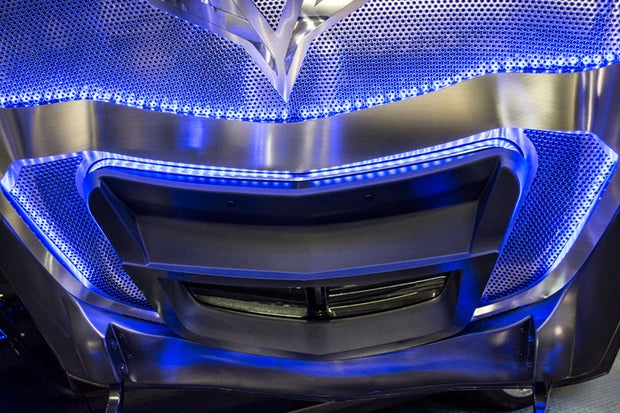 C7 Corvette Illuminated Hood Cross Brace