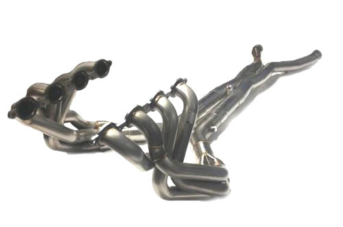 C6 Corvette Z06 LG Mortorsports Super Pro headers