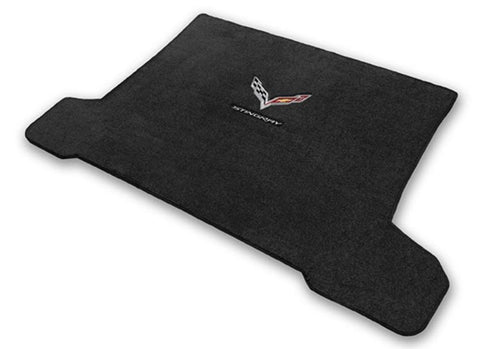 C7 Corvette Ultimats lloyd Mats double logo cargo mat