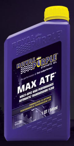 C6 Corvette MAX ATF transmission fluid