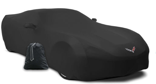 C7 Corvette Grand Sport Moda Stretch Car Cover - coverking