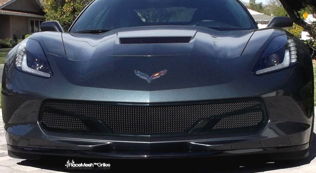 C7 Corvette Racemesh Grilles for a C7 Corvette Z06