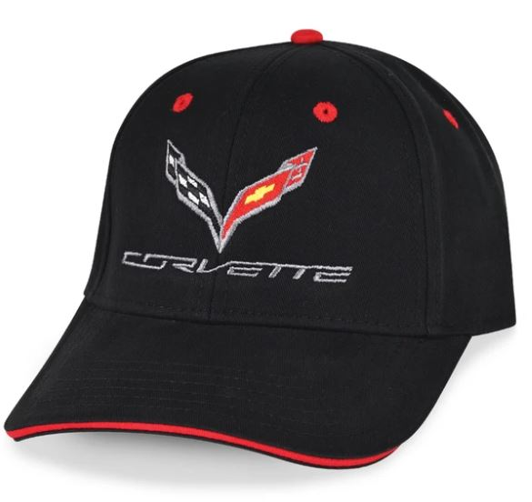 C7 Corvette Sandwich Bill Cap