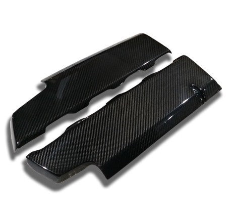 C7 Corvette Side Intake Manifold Covers - Carbon Fiber