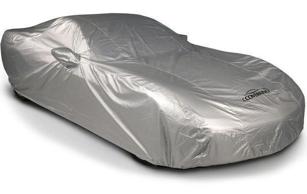 C7 Corvette Grand Sport Silverguard Car Cover