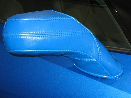 C7 Corvette Speed Lingerie Mirror Covers