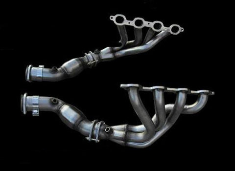 C7 Corvette Mid Length Headers from American Racing Headers