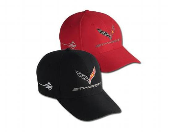C7 Corvette Stingray Baseball Hats