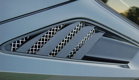 C7 Corvette Stingray Racemesh Rear Quarter Grille