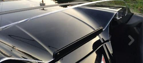 C7 Corvette Windrestrictor Wind Screen