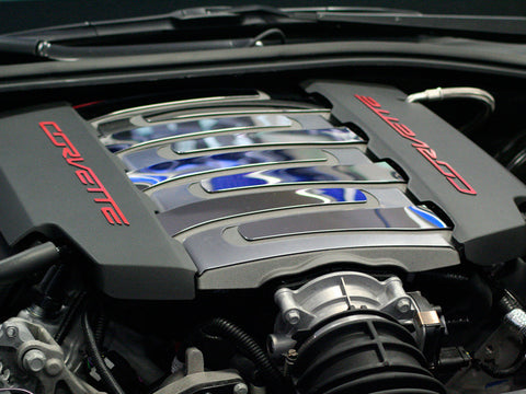 C7 Corvette Plenum Cover