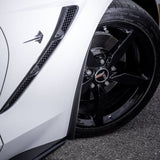 C7 Corvette splash guards