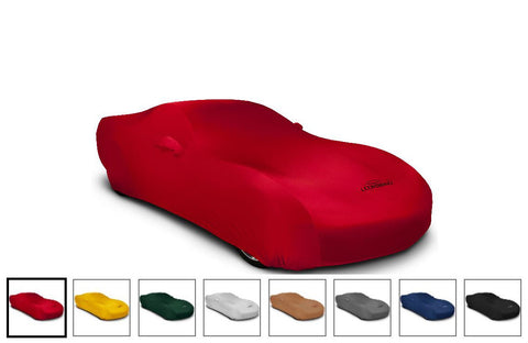C6 corvette coverking satin stretch car cover