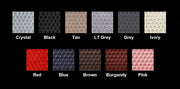 C8 Corvette Rubbertite Floor Mat Color options