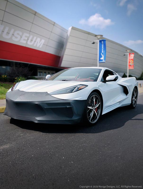C8 Corvette Stingray Bra