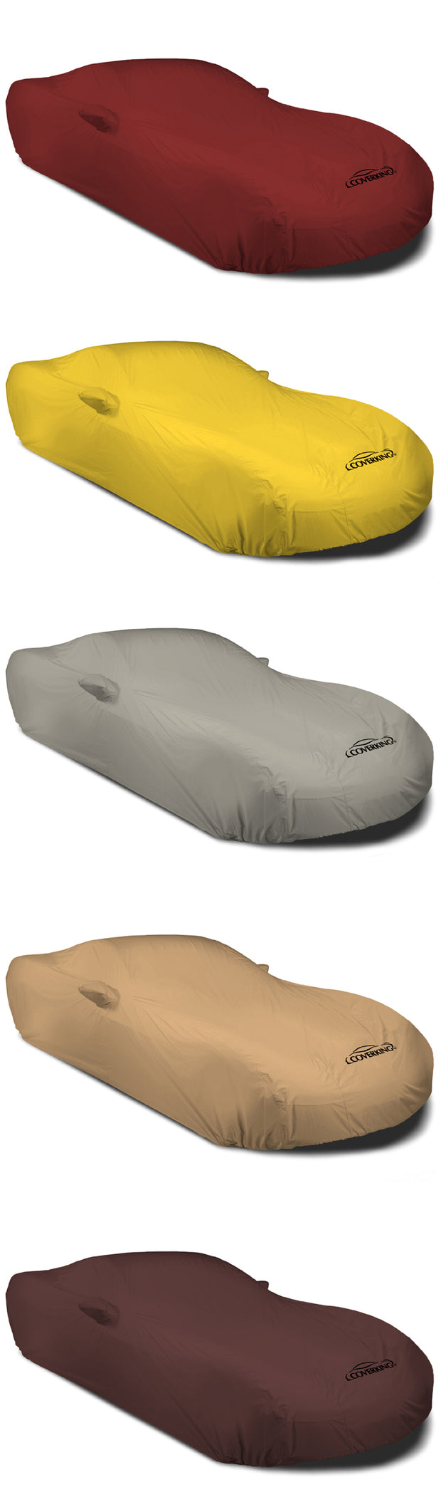 C8 Corvette Stingray Car cover from Coverking stormproof