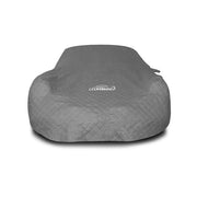 C8 Corvette Stingray Moving Blanket Gray Car Cover